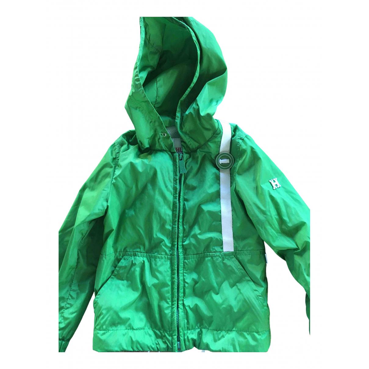 Husky - Blousons.Manteaux   pour enfant - vert