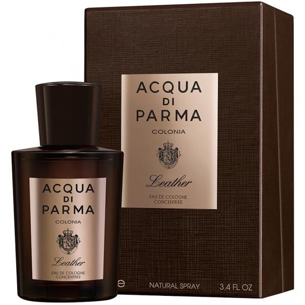 Acqua Di Parma - Colonia Leather : Cologne Spray 3.4 Oz / 100 ml