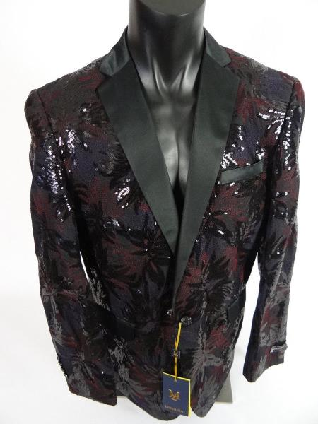 Mens Single Breasted Shawl Lapel Jacket Blazer Yellow Black