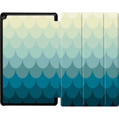 Amazon Fire HD 10 (2017) Tablet Smart Case - Scales von caseable Designs