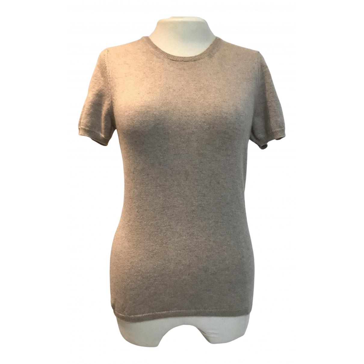 Malo N Beige Cashmere Knitwear for Women 42 IT