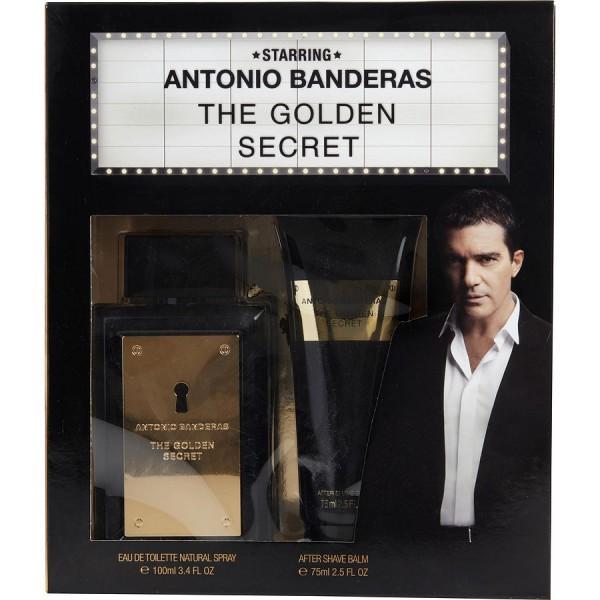The Golden Secret - Antonio Banderas Estuche regalo 100 ml
