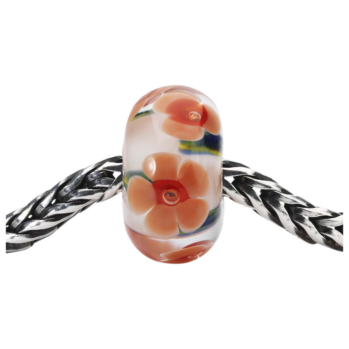 - Pendentif Motifs Ethniques pour femme en verre - multicolore
