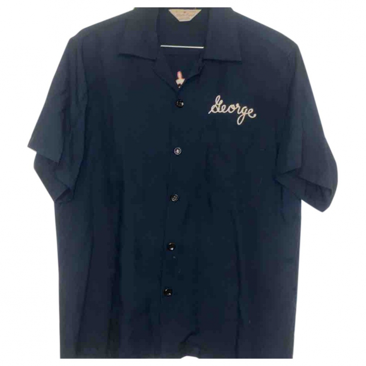 Non Signé / Unsigned \N Blue Shirts for Men S International