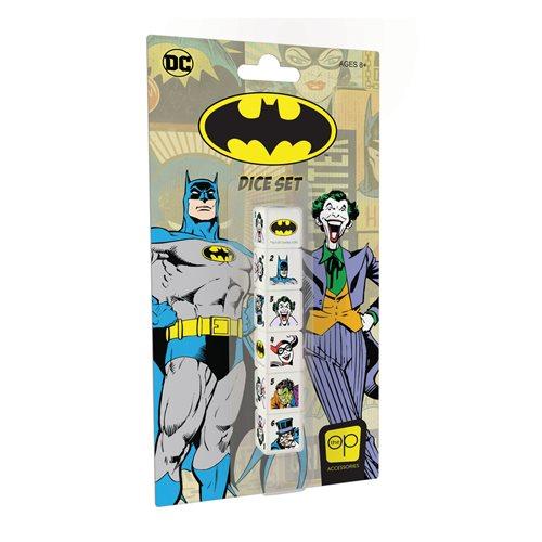 Batman Dice Set Game