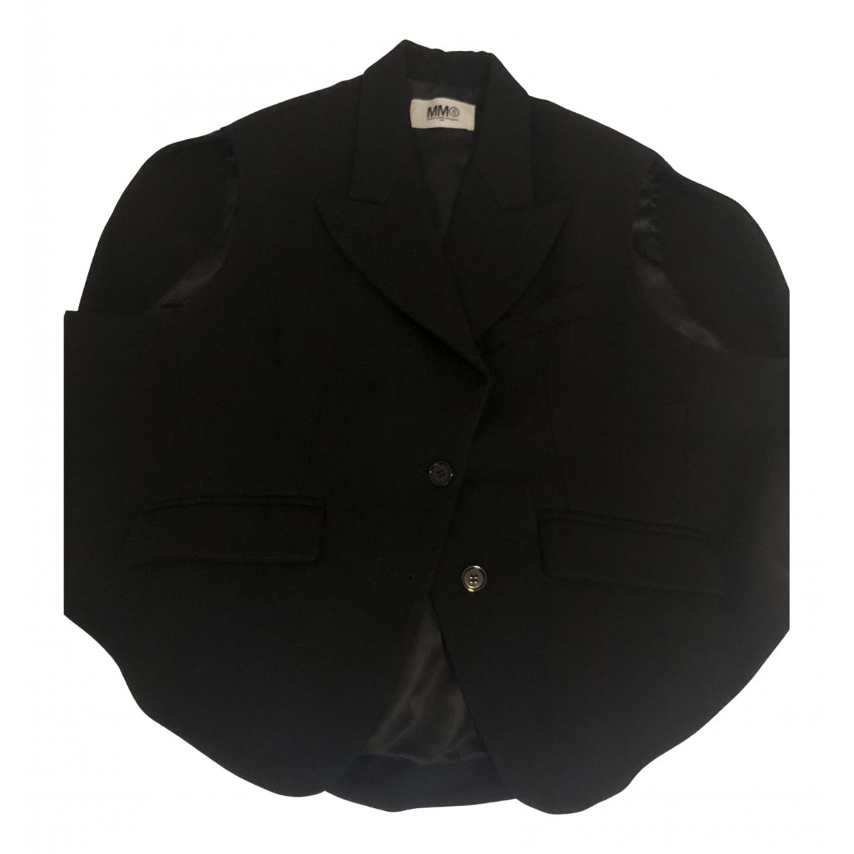 Mm6 N Black Knitwear for Women S International