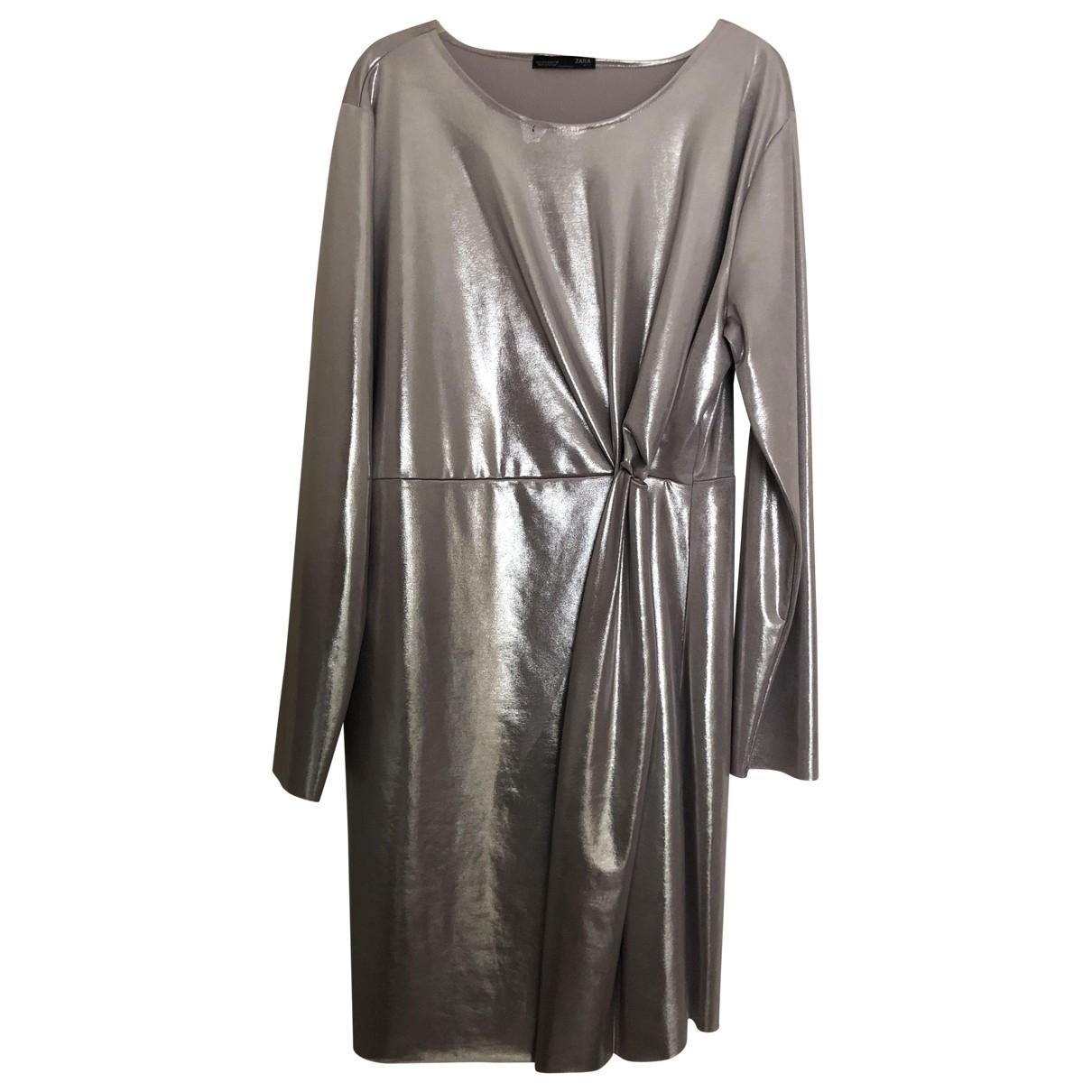 Mini vestido Zara