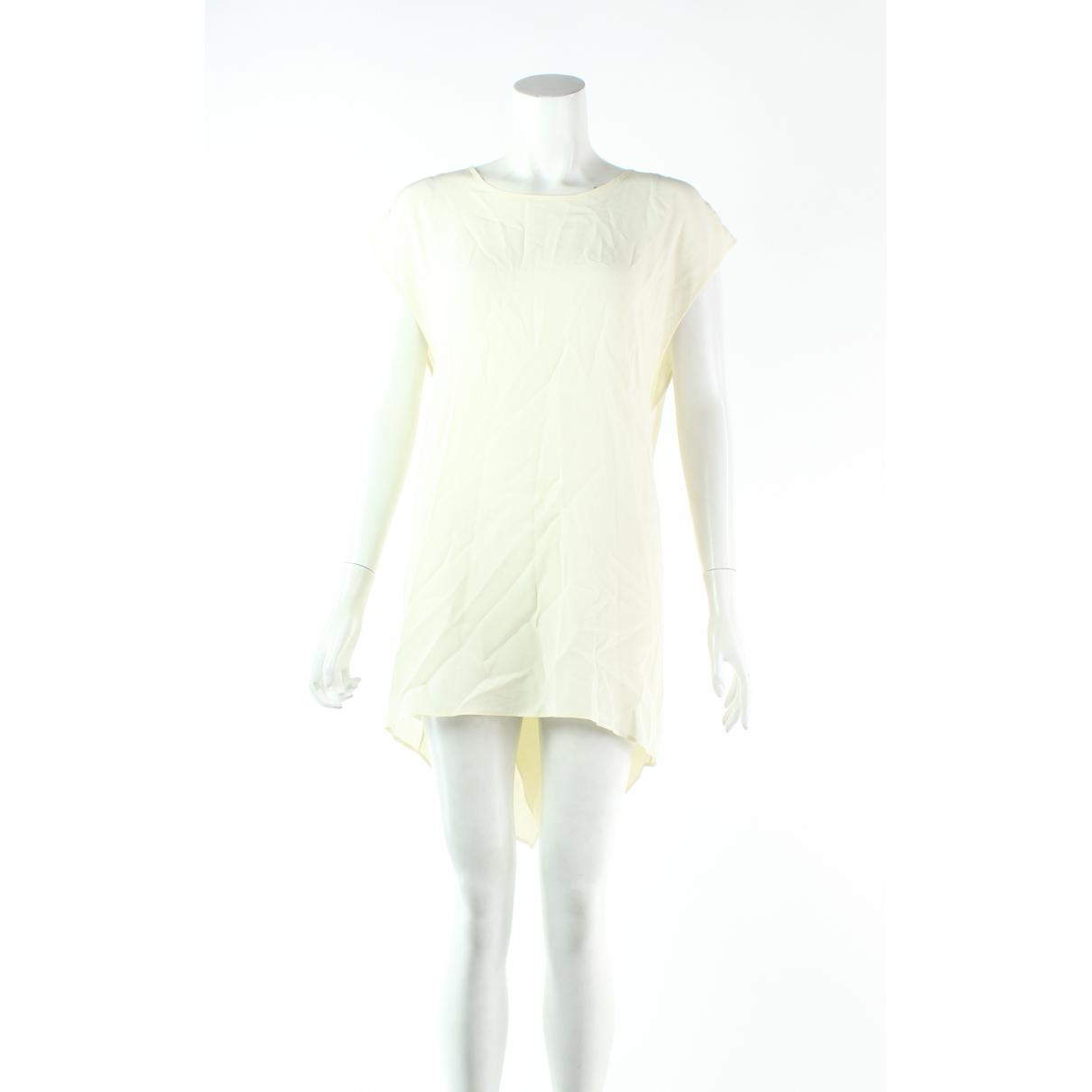 The Row N Ecru Cotton dress for Women XS International