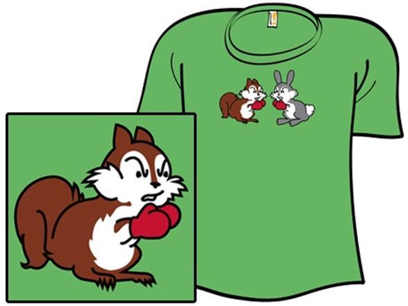 Backyard Brawl T Shirt