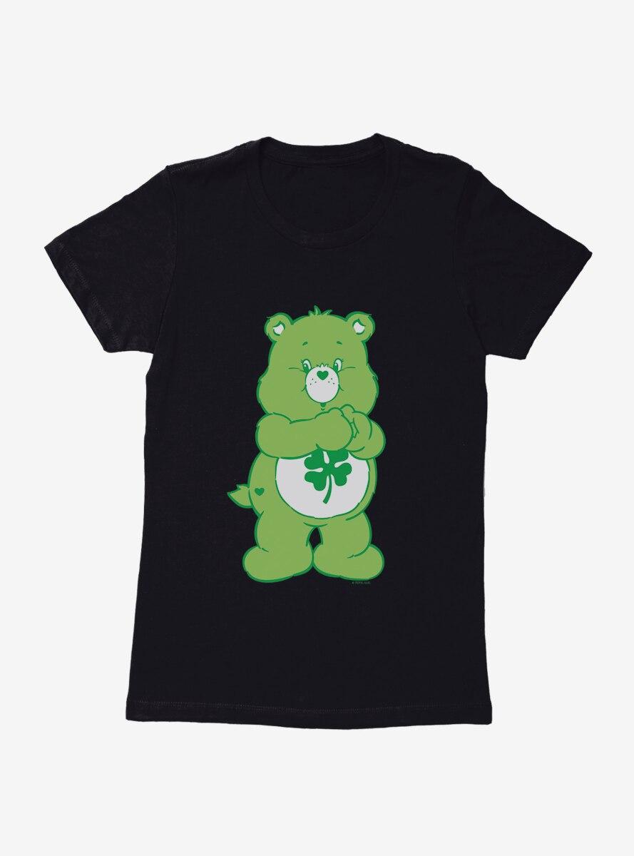 Care Bears Good Luck Bear Stare Womens T-Shirt