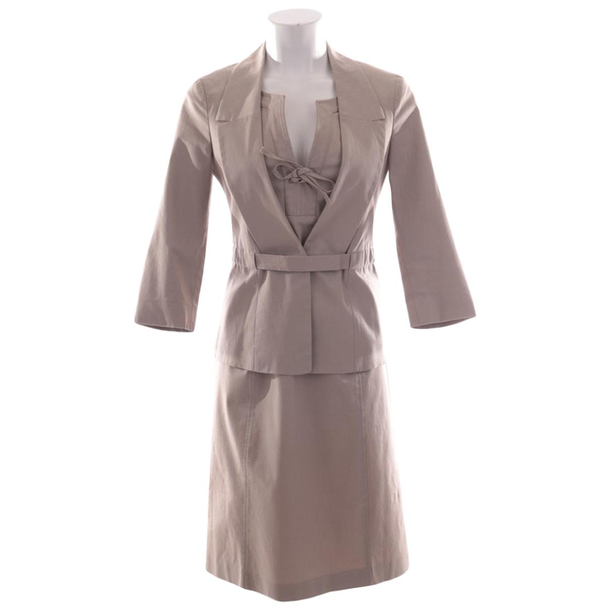 Max & Co - Combinaison   pour femme en coton - gris