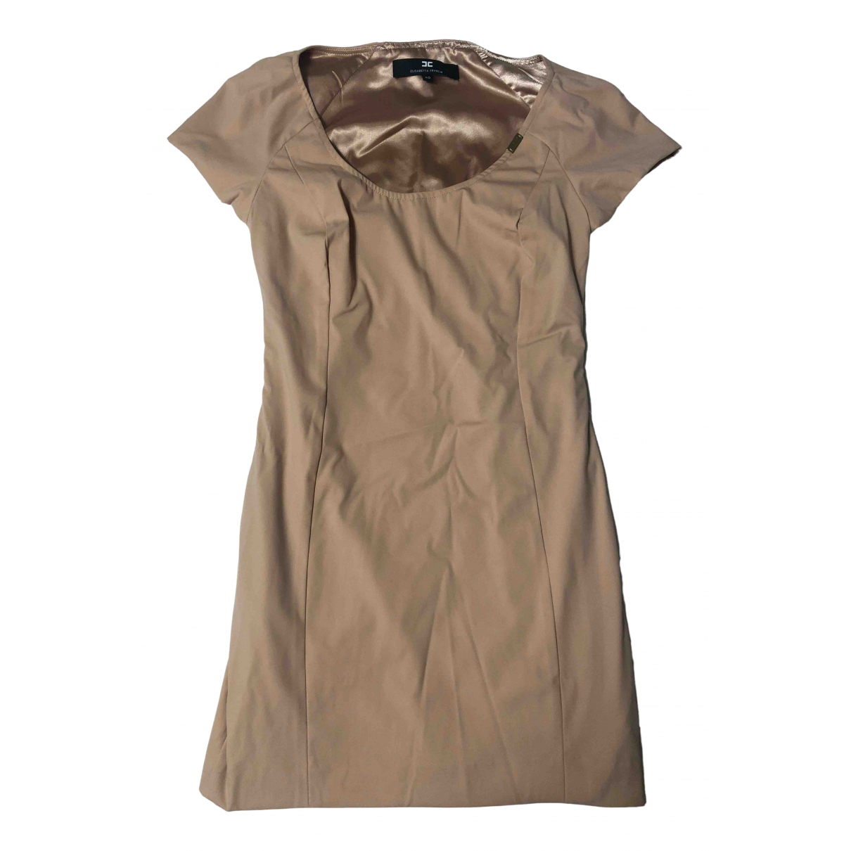 Elisabetta Franchi \N Pink dress for Women 40 IT