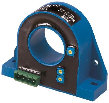 LEM DHR Series Open Loop Current Sensor, 400A nominal current, 4  20mA output current