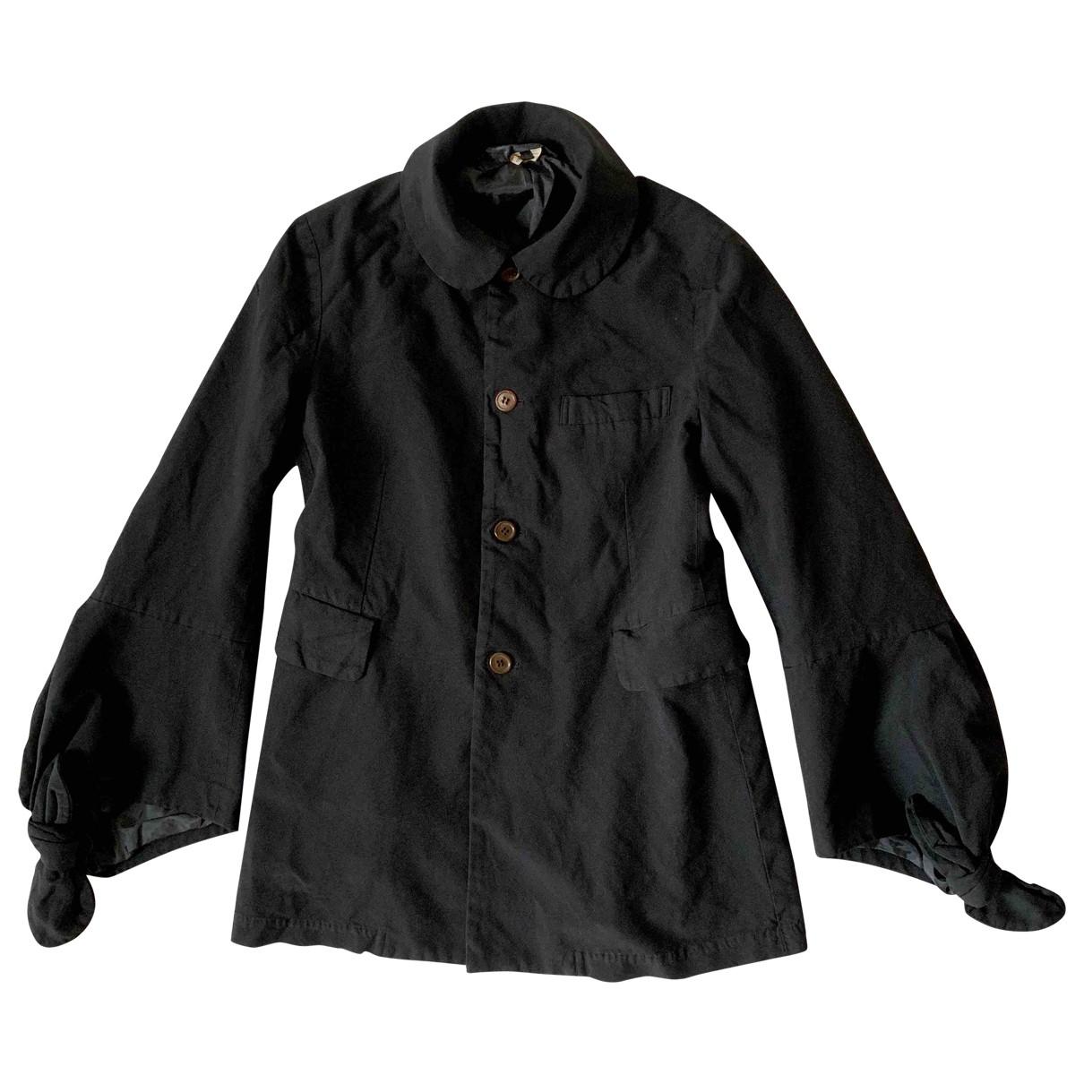 Comme Des Garcons \N Black jacket for Women S International