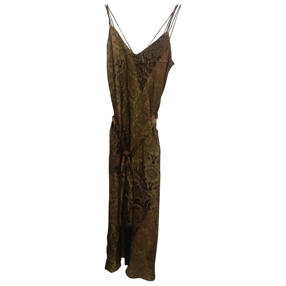 Zara \N Kleid in Viskose