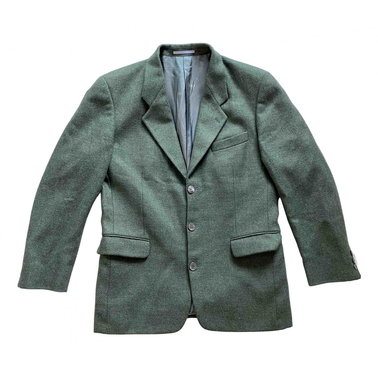 Kenzo - Vestes.Blousons   pour homme en laine - vert