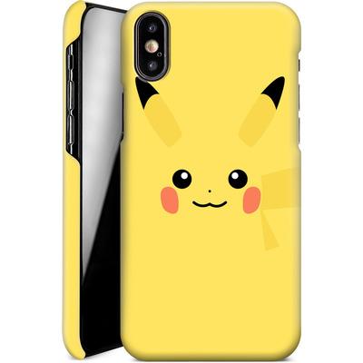 Apple iPhone XS Smartphone Huelle - Pikachu by Lucian Foehr von Lucian Foehr