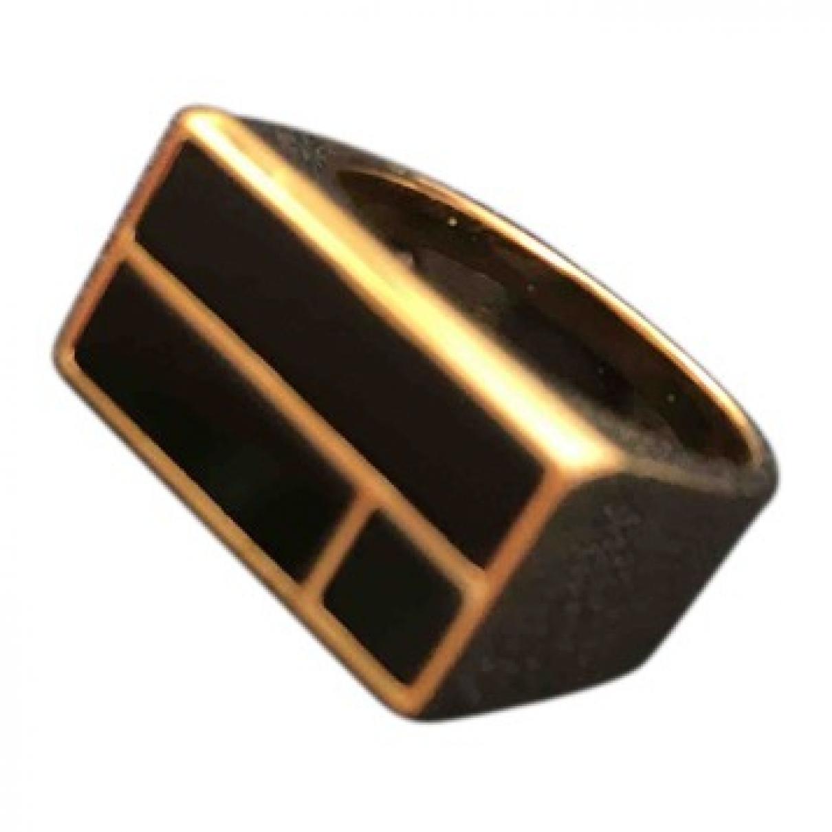Aurelie Bidermann \N Gold Gold plated ring for Women 52 MM