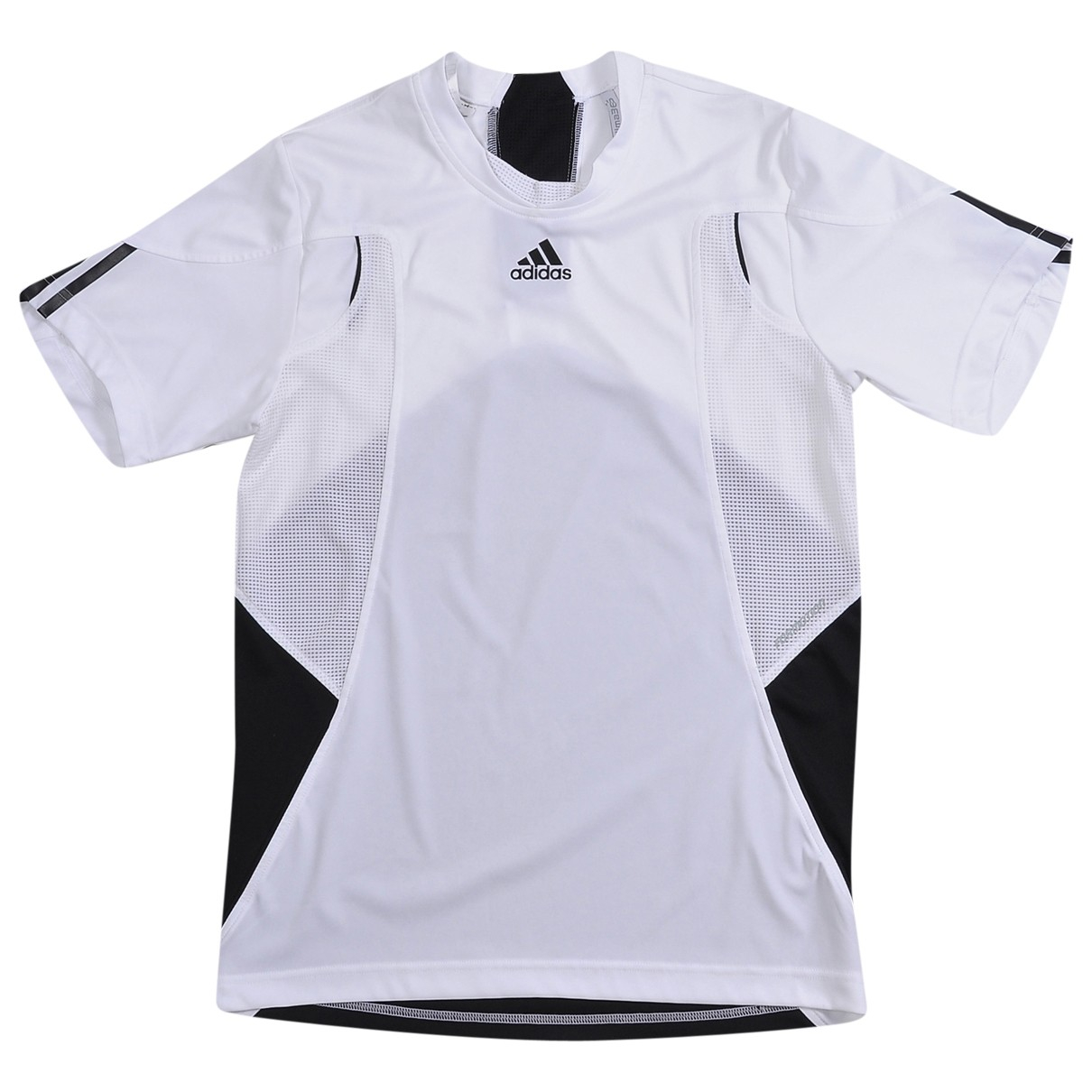 Adidas \N T-Shirts in  Weiss Polyester