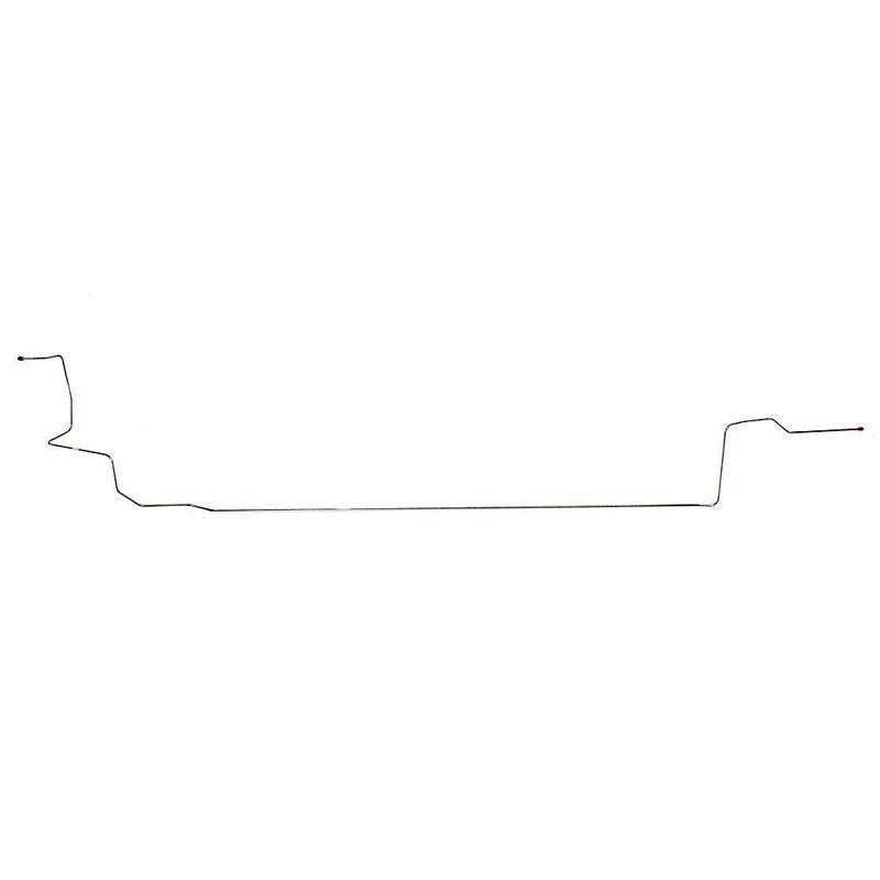 Fine Lines NIN7801OM Intermediate Brake Line For 76-78 Datsun 280Z Steel