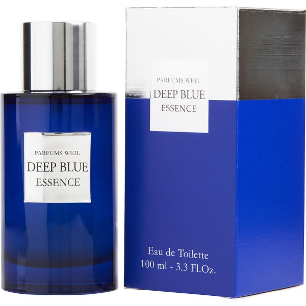 Deep Blue Essence - Weil Eau de Toilette Spray 100 ml