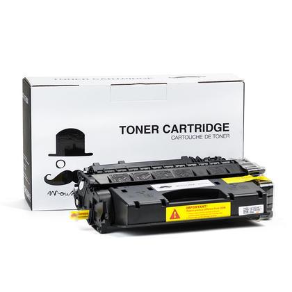 Compatible HP 80X CF280X cartouche de toner noire haute capacité - Moustache®