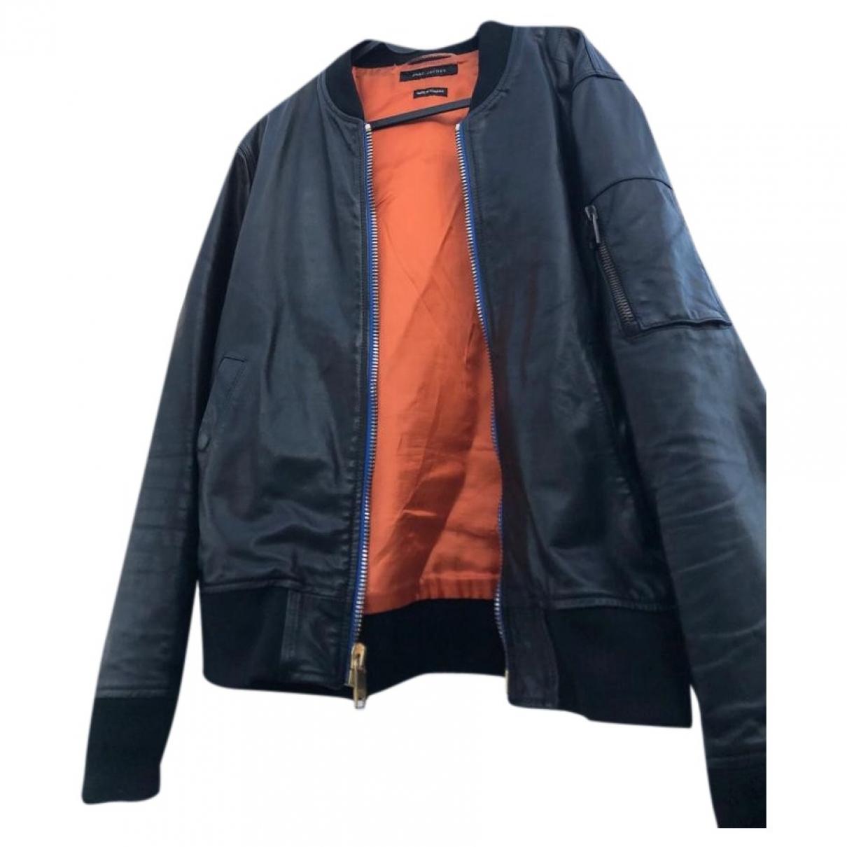 Marc Jacobs - Vestes.Blousons   pour homme en cuir - noir