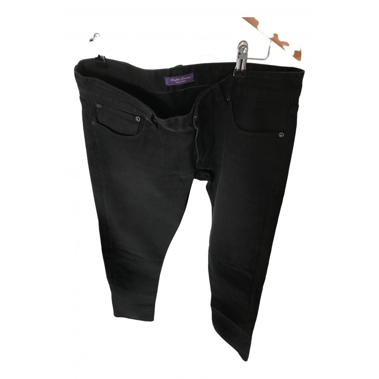 Vaquero pitillo Ralph Lauren Purple Label