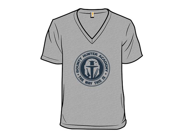 Bounty Hunter Academy Crewneck Sweatshirt