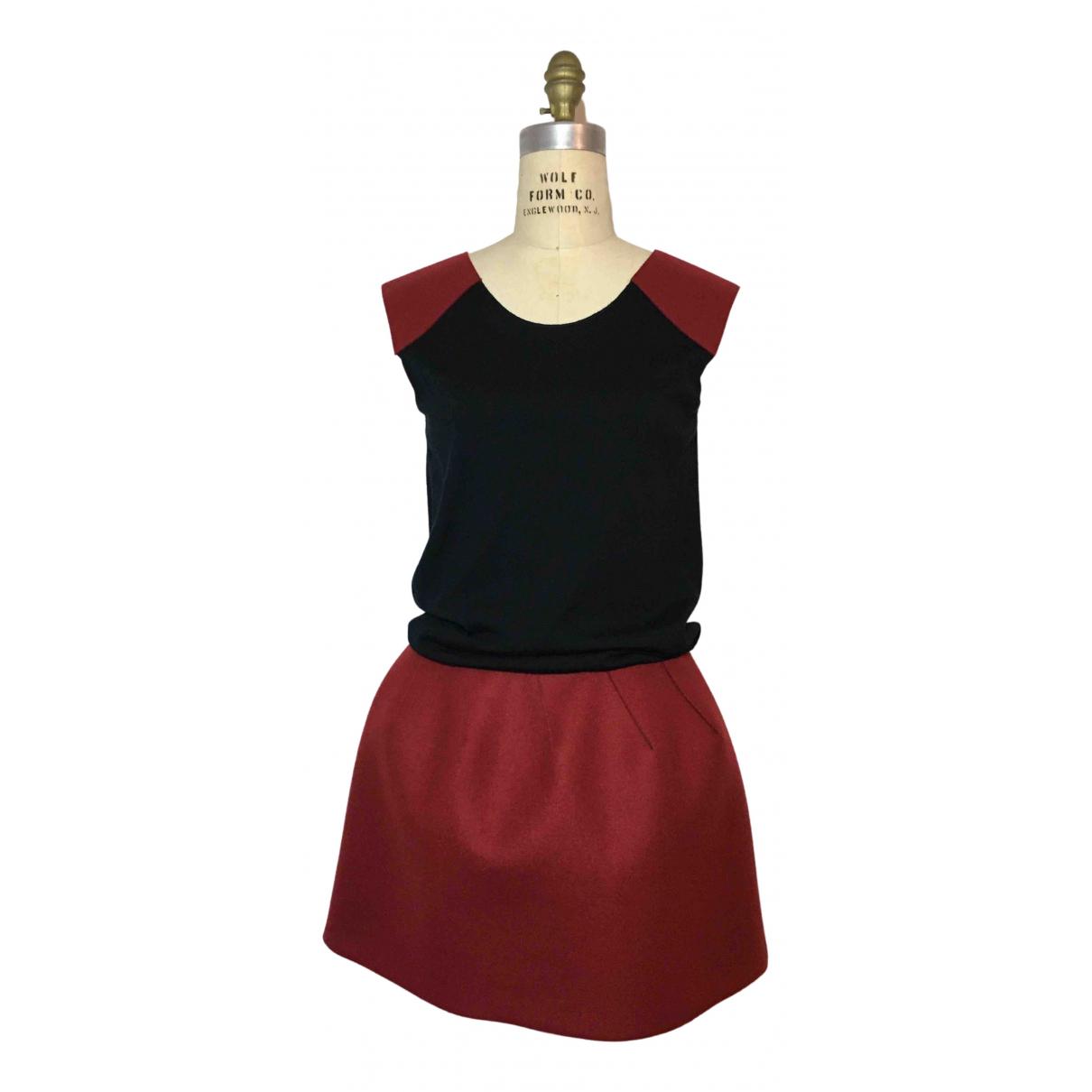 Mini vestido de Lana Jay Ahr