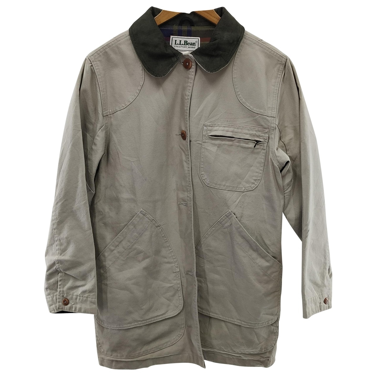 L.l.bean \N Cotton jacket  for Men M International