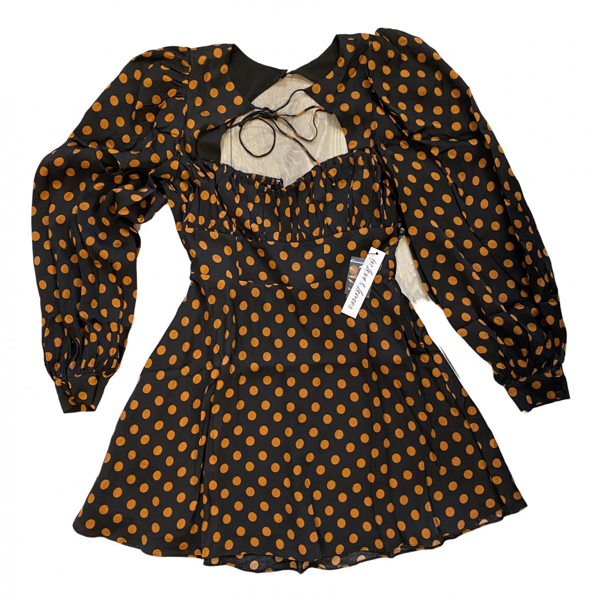 For Love & Lemons - Robe   pour femme - marron