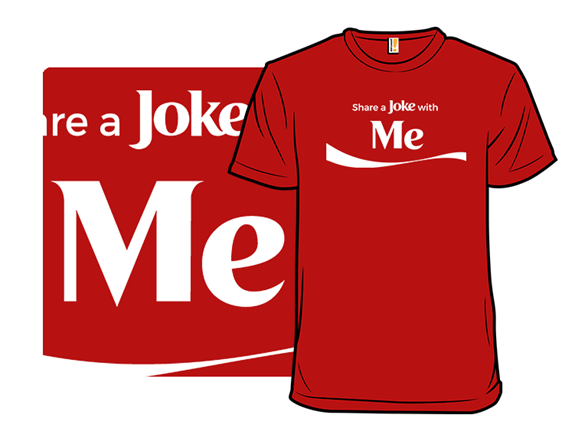 Share A Joke T Shirt