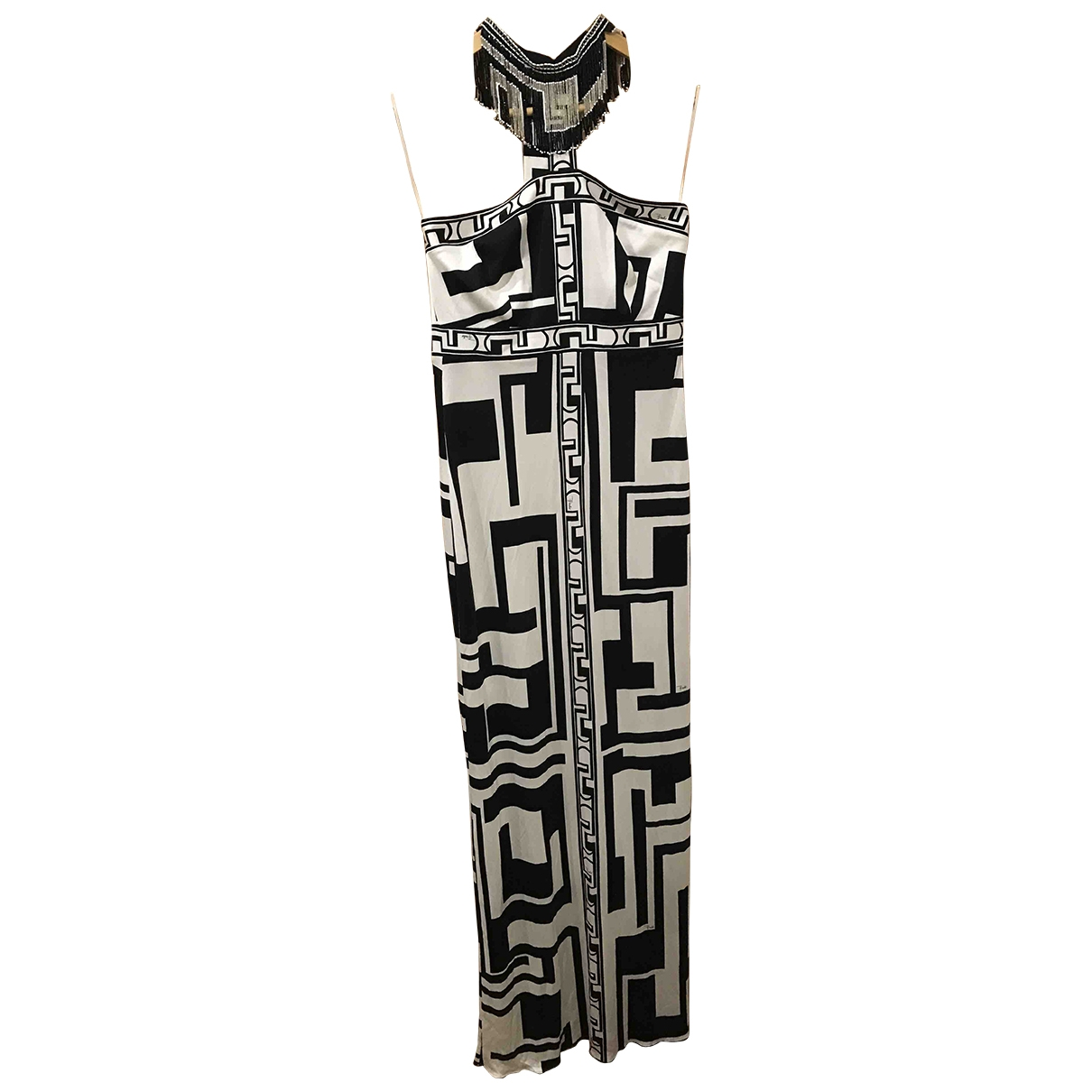 Emilio Pucci \N Multicolour Silk dress for Women 10 UK