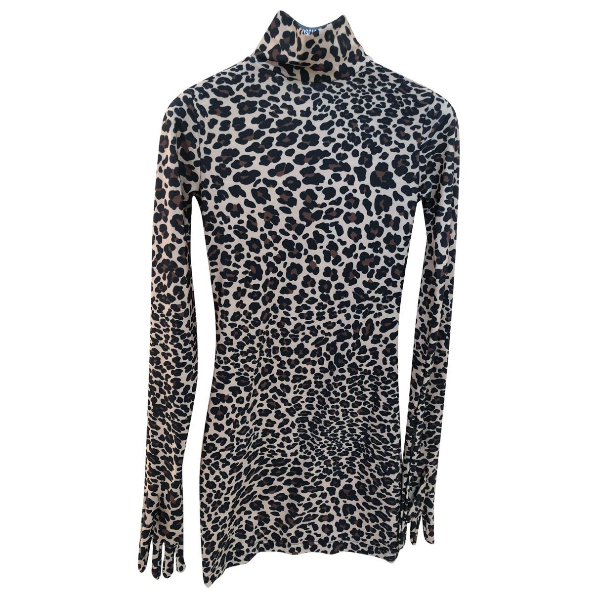 Vetements \N Kleid in Polyester