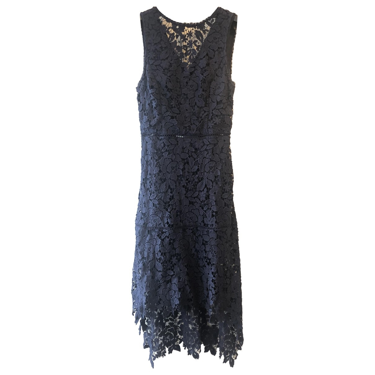 Joie \N Navy Lace dress for Women 36 FR