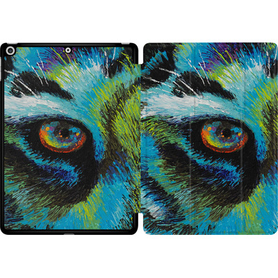 Apple iPad 9.7 (2018) Tablet Smart Case - Will Cormier - Tiger Eyes von TATE and CO