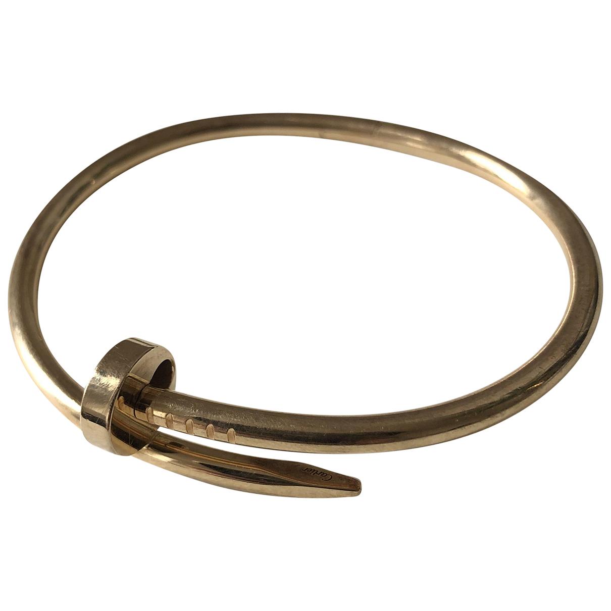 Cartier - Bracelet   pour femme en or jaune - dore
