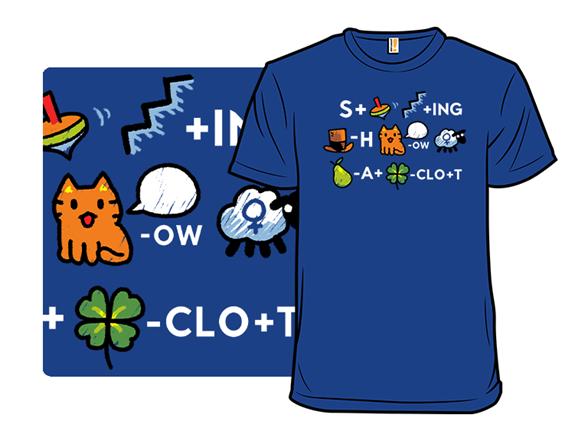 Rebus T Shirt