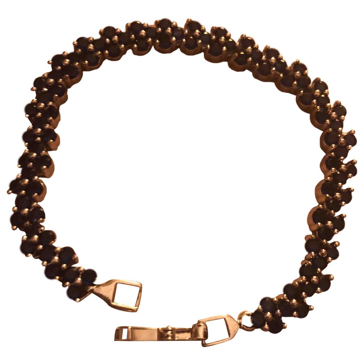 - Bracelet Tennis pour femme en metal - bleu