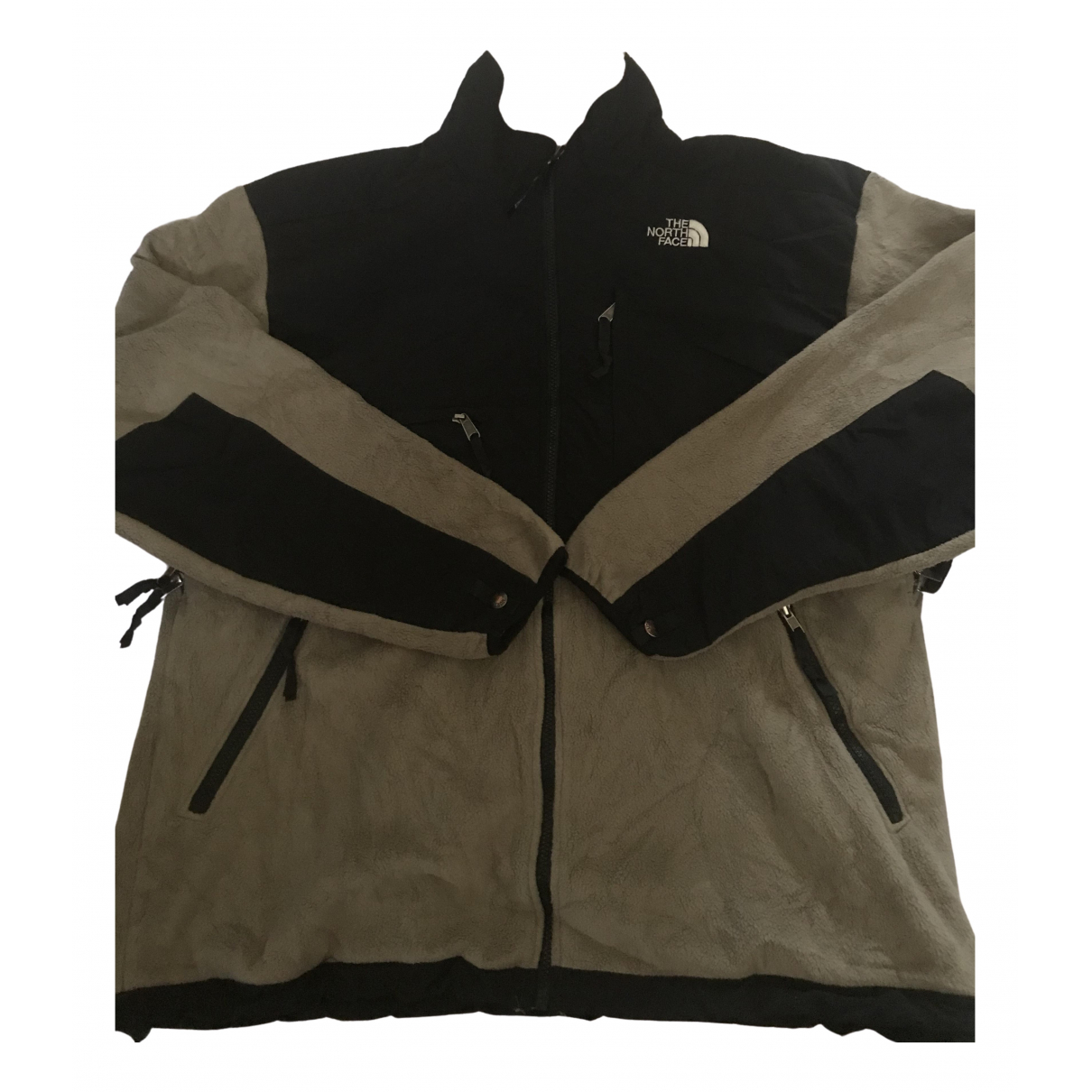 The North Face \N Jacke in  Beige Polyester