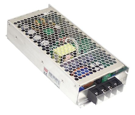 Mean Well RSD 300 300W Isolated DC-DC Converter Rack Mount, Voltage in 67.2 → 143 V dc, Voltage out 24V dc
