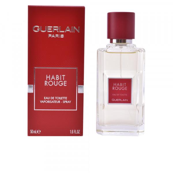 Habit Rouge - Guerlain Eau de toilette en espray 50 ML
