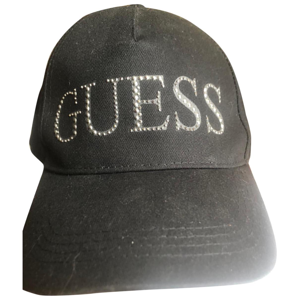 Guess \N Black hat for Women M International