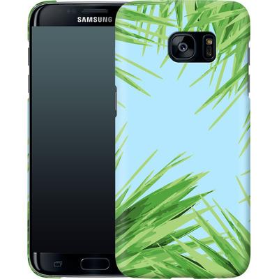 Samsung Galaxy S7 Edge Smartphone Huelle - Aloe von Mukta Lata Barua