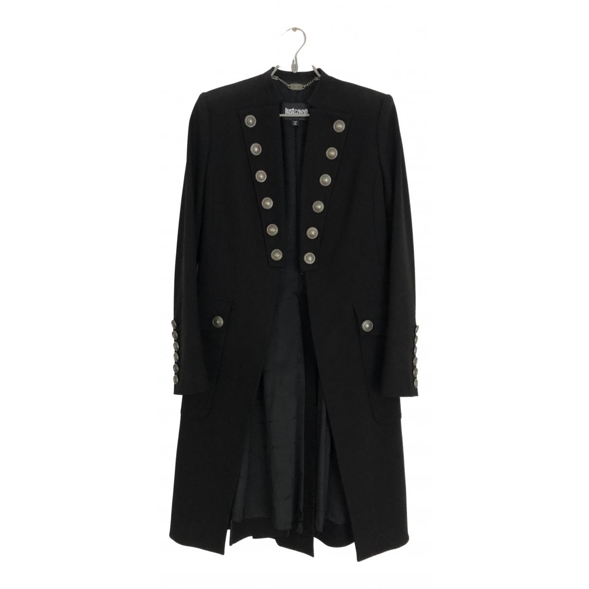 Just Cavalli - Manteau   pour femme - noir