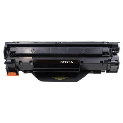 Compatible HP 79A CF279A Black Toner Cartridge - Economical Box