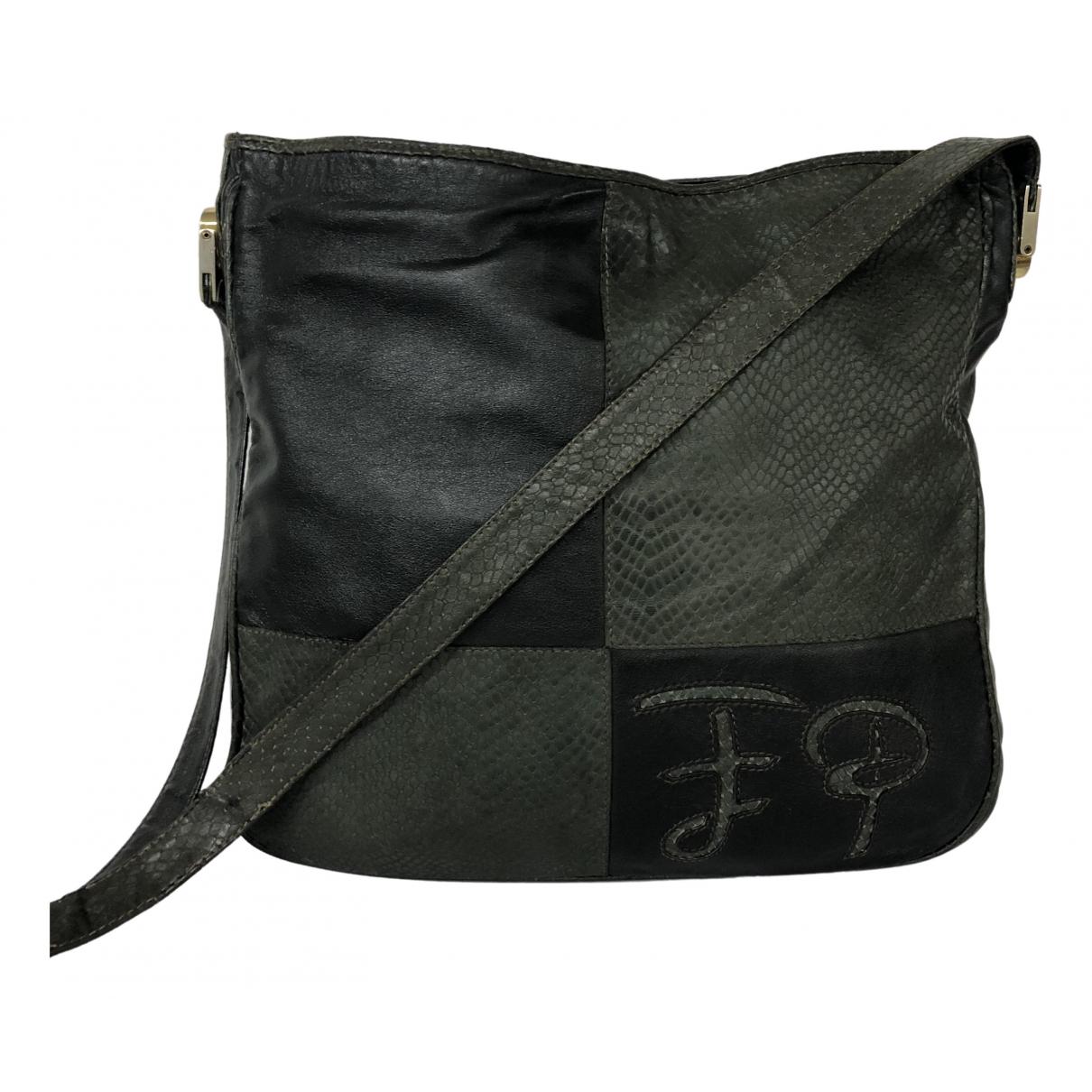 Emilio Pucci \N Handtasche in  Bunt Leder