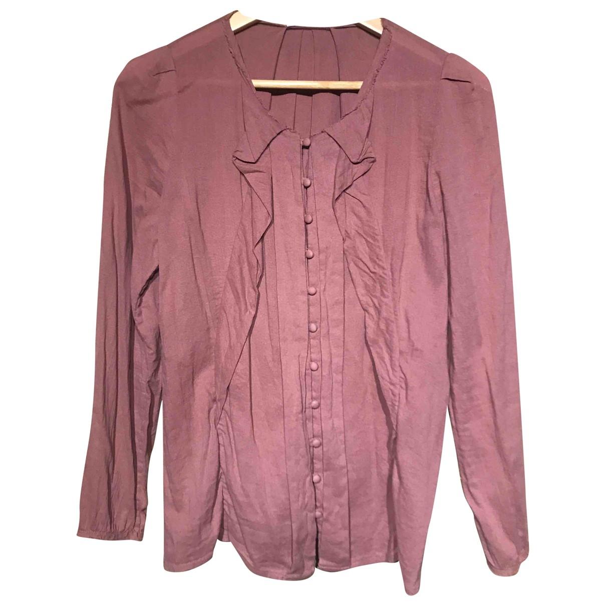 Bimba Y Lola - Top   pour femme en coton