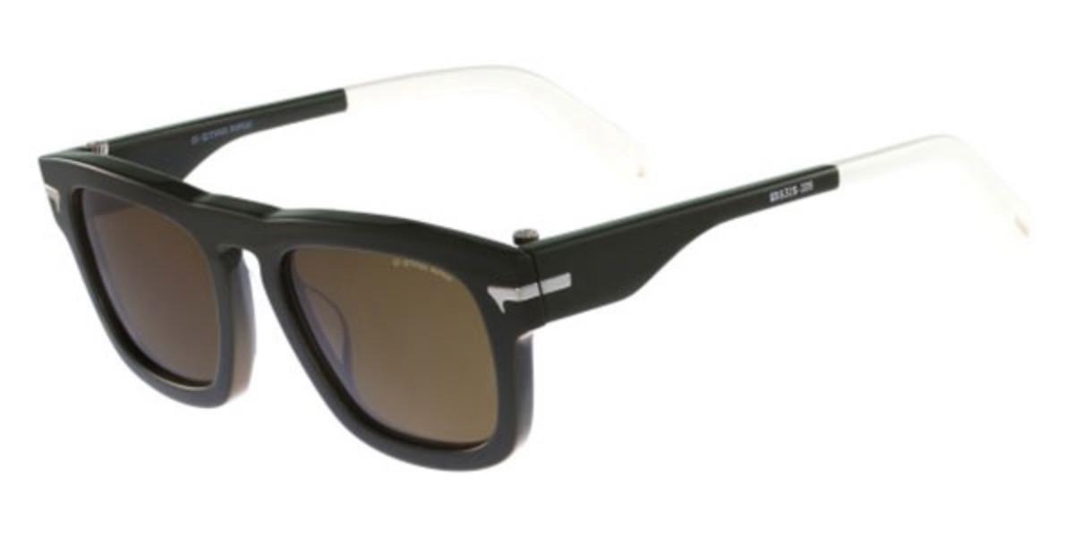 G Star Raw G-Star Raw GS632S 309 Men's Sunglasses Brown Size 52